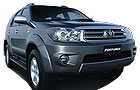 Toyota Fortuner Photos