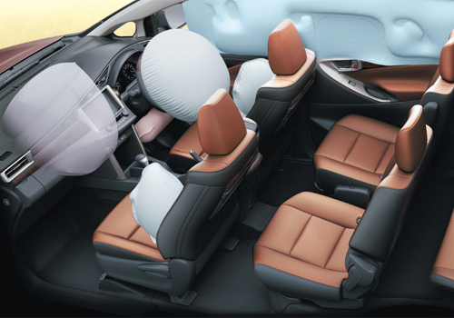 Toyota Innova Crysta Airbag Interior Picture
