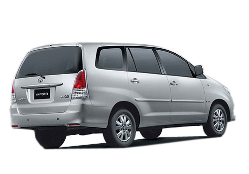 Toyota Innova Cross Side View Exterior Picture
