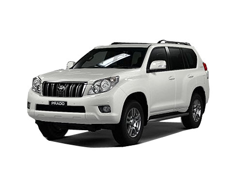 Land Cruiser Prado Pictures