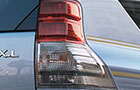 Toyota Land Cruiser Prado Tail Light Picture