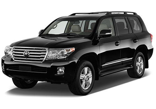 Toyota Land Cruiser Photo