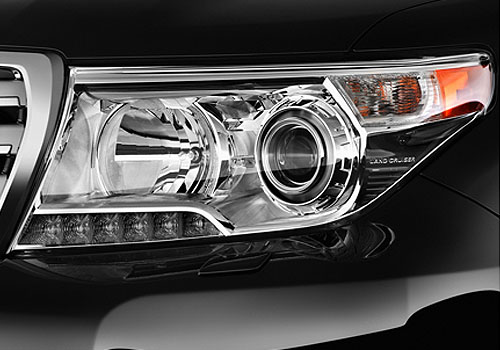 Toyota Land Cruiser Headlight Exterior Picture