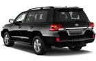 Toyota Land Cruiser Cross Side View Picture