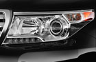 Toyota Land Cruiser Head Light Picture