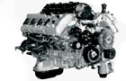 Toyota Land Cruiser Engine Picture