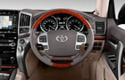 Toyota Land Cruiser Steering Wheel Picture