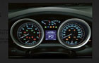 Toyota Land Cruiser Tachometer Picture
