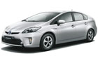Toyota Prius Features Control Button Picture