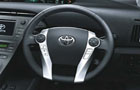 Toyota Prius Steering Wheel Picture