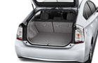 Toyota Prius Boot Open Closer View Picture