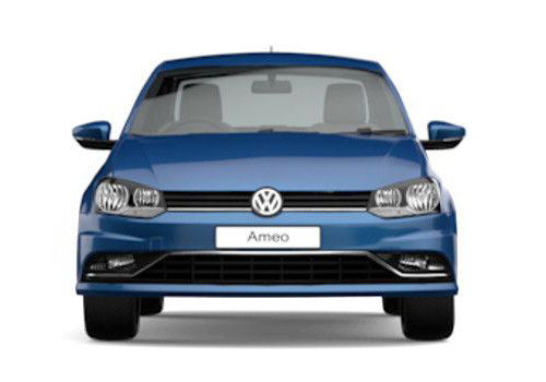 Volkswagen Ameo Front View Exterior Picture