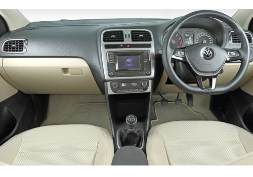 Volkswagen Ameo Central Control Interior Picture