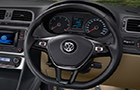 Volkswagen Ameo Steering Wheel Picture