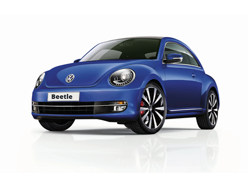 Volkswagen Beetle Front Angle View Exterior Picture