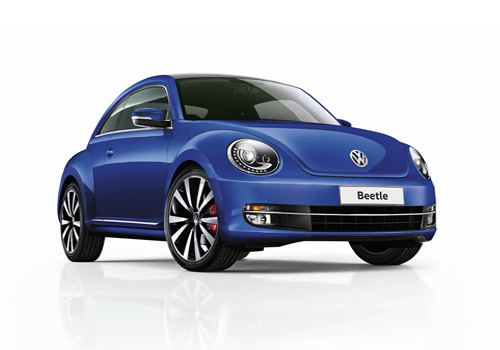 Volkswagen Beetle Front Side View Exterior Picture