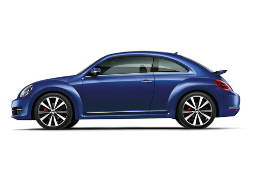 Volkswagen Beetle Front Angle Side View Exterior Picture
