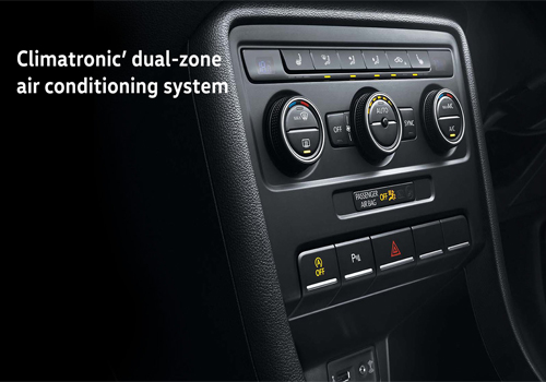 Volkswagen Beetle Rear AC Control Interior Picture