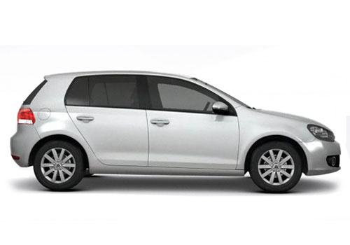 Volkswagen Golf Side Medium View Exterior Picture