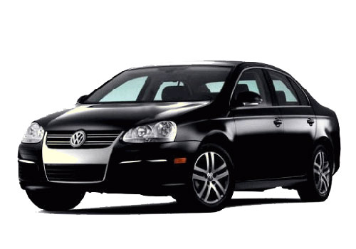 Volkswagen Jetta Front View Side Picture