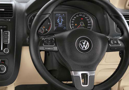 Volkswagen Jetta Steering Wheel Picture