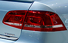 Volkswagen Passat Tail Light Picture