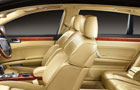 Volkswagen Phaeton Front Seats Picture