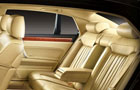 Volkswagen Phaeton Rear Seats Picture