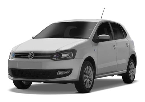 Volkswagen Polo Front View Side Picture