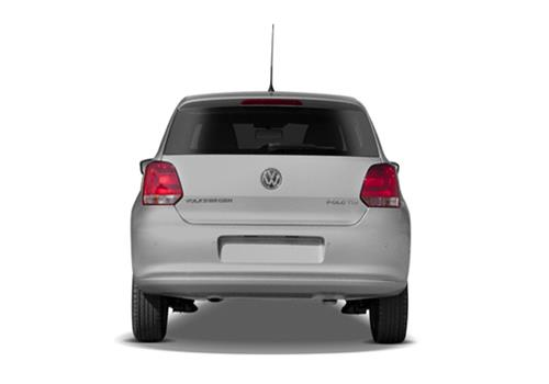 Volkswagen Polo Rear View Exterior Picture