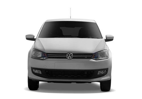 Volkswagen Polo Front View Picture