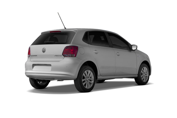 Volkswagen Polo Cross Side View Exterior Picture