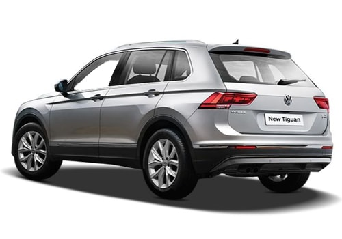 Volkswagen Tiguan Cross Side View Exterior Picture