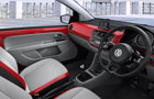 Volkswagen Up Interior Picture