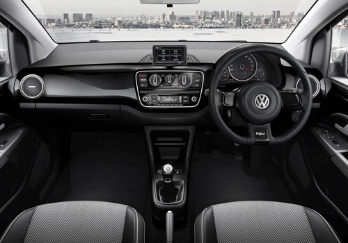 Volkswagen Up Dashboard Interior Picture