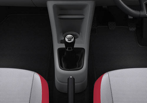 Volkswagen Up Gear Knob Interior Picture