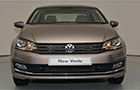Volkswagen Vento in Black Color