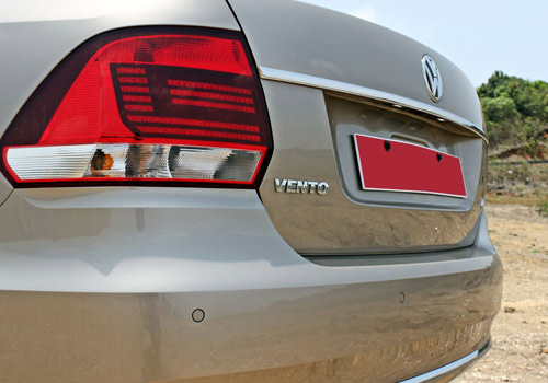 Volkswagen Vento Tail Light Exterior Picture