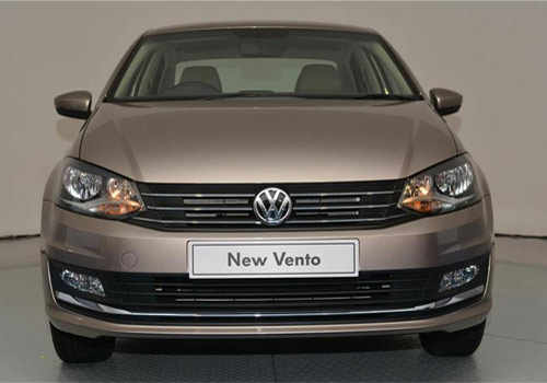 Volkswagen Vento Front Low Angle View Exterior Picture