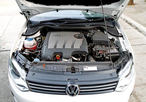 Volkswagen Vento Engine Interior Picture