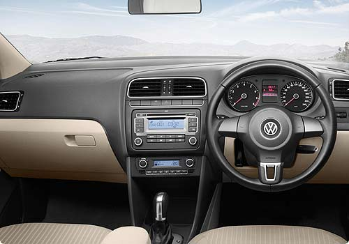 Volkswagen Vento Dashboard Interior Picture