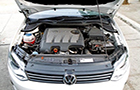 Volkswagen Vento Engine Pictures