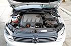 Volkswagen Vento Engine Picture
