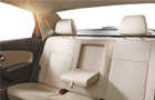 Volkswagen Vento Rear Seats Pictures