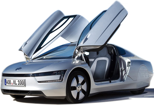 Volkswagen XL1Pictures