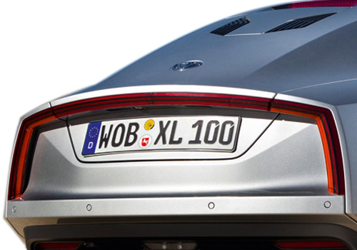 Volkswagen XL1 Tail Light Exterior Picture