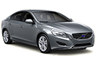 Volvo S60 in Silver Color