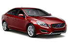 Volvo S60 in Red Color