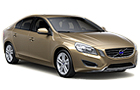 Volvo S60 in Gold Color