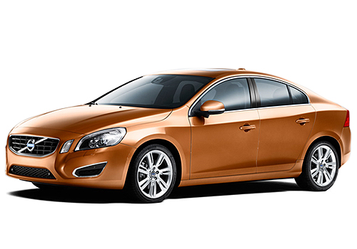 Volvo S60 Front Angle View Exterior Picture
